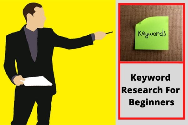keyword research for beginners free