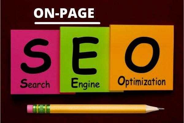 On page seo optimization